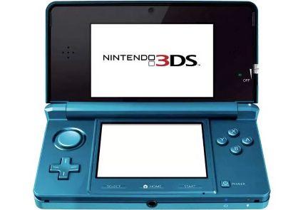 Usado: Console Nintendo 3DS Verde Água