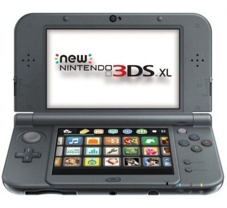 Usado: Console Nintendo New 3DS XL - Grafite