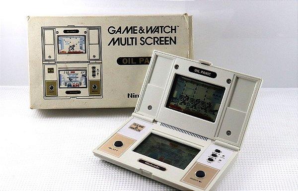Usado: Console Game & Watch Oil Panic