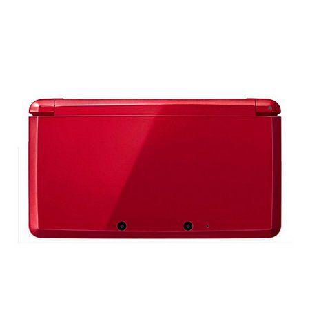 Usado: Console Nintendo 3DS Vermelho