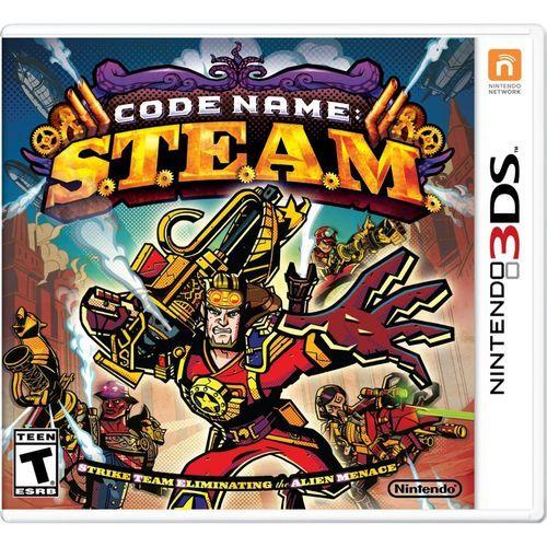 Usado: Jogo Code Name: S.T.E.A.M - Nintendo 3DS