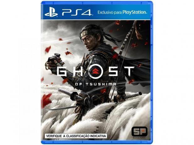 Jogo Ghost Of Tsushima (Pré-Venda) - PS4