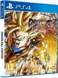 Jogo Dragon Ball Figther Z - PS4