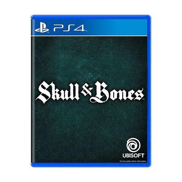 Novo: Jogo Skull & Bones (Pré-Venda) - PS4