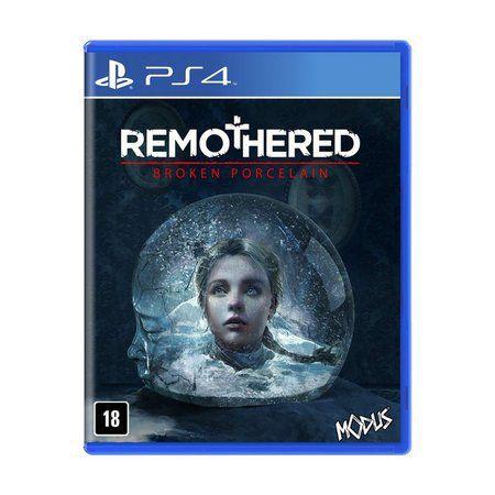 Novo: Jogo Remothered: Broken Porcelain (Pré-Venda) - PS4