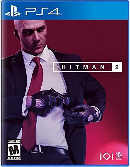 Novo: Jogo Hitman 2 - PS4