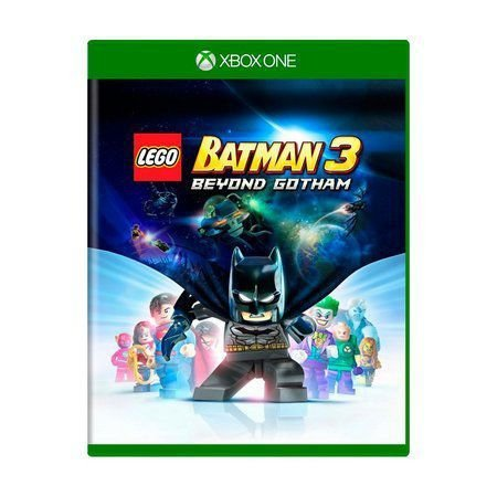 Novo: Jogo Lego: Batman 3 - Xbox One