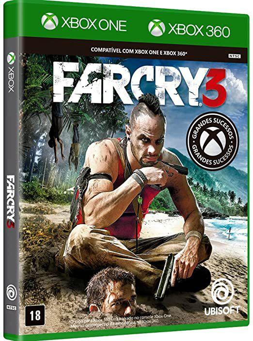 Novo: Jogo Far Cry 3 - Xbox One