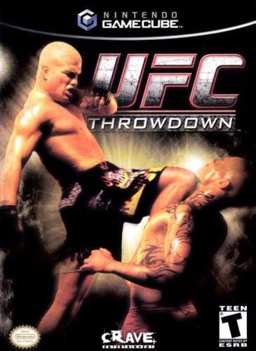 Usado: Jogo UFC Throwdown - Game Cube