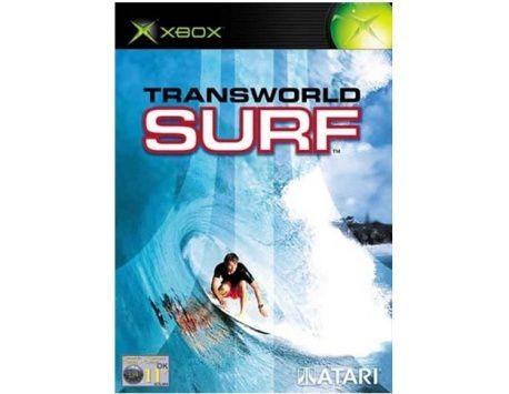 Usado: Jogo Transworld Surf (Sem Capa) - Xbox