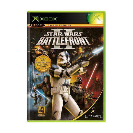 Usado: Jogo Star Wars: Battlefront 2 (Sem Capa) - Xbox