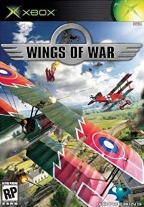 Usado: Jogo Wings Of War (Sem Capa) - Xbox