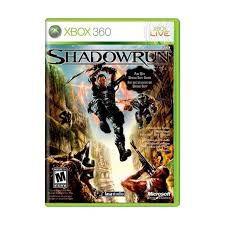 Usado: Jogo Shadowrun (Sem Capa) - Xbox 360