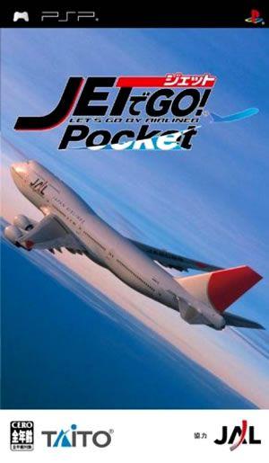 Usado: Jogo Jet De Go Pocket ( Sem Capa) - PSP