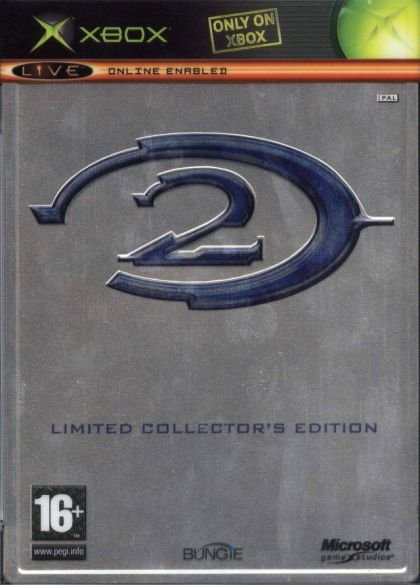 Usado: Jogo Halo 2 Limited Collector's Edition - Xbox