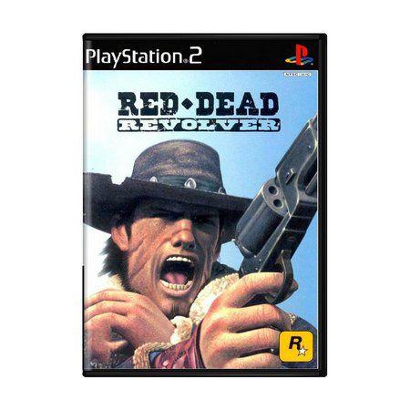 Usado: Jogo Red Dead Revolver - PS2