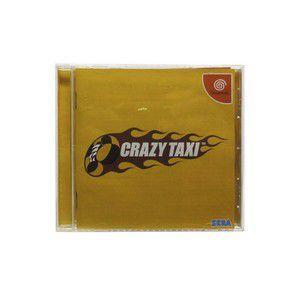 Usado: Jogo Crazy Taxi - Dreamcast