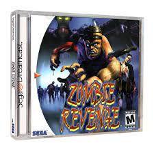 Usado: Jogo Zombie Revenge - Dreamcast