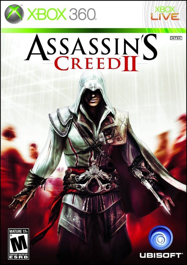 Jogo Assassin's Creed II - Xbox 360