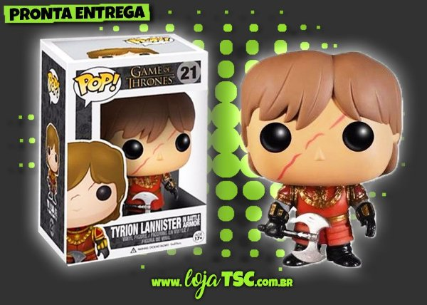 Game Of Thrones - Tyrion Lannister #21