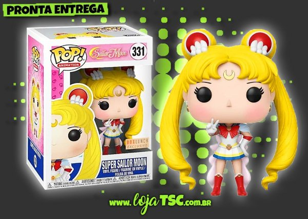 Sailor Moon #331 Boxlunch