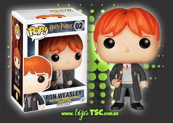 Harry Potter - Ron Weasley #02