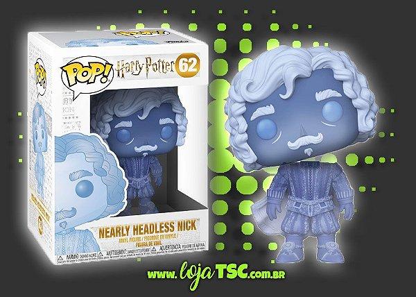 Harry Potter - Nearly Headless Nick 62