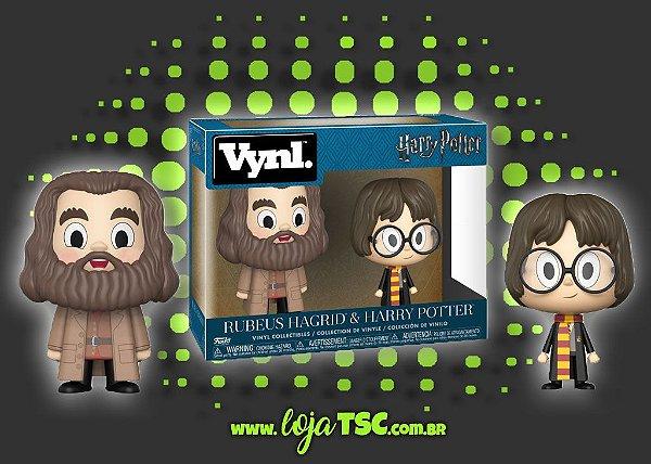 Pack - VNYL - Harry Potter & Rubeus Hagrid