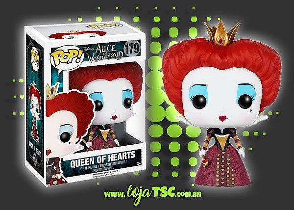 Alice no País das Maravilhas - Rainha de Copas #179