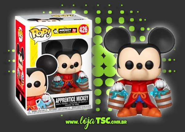 Mickey Mouse - Apprentice Mickey #426