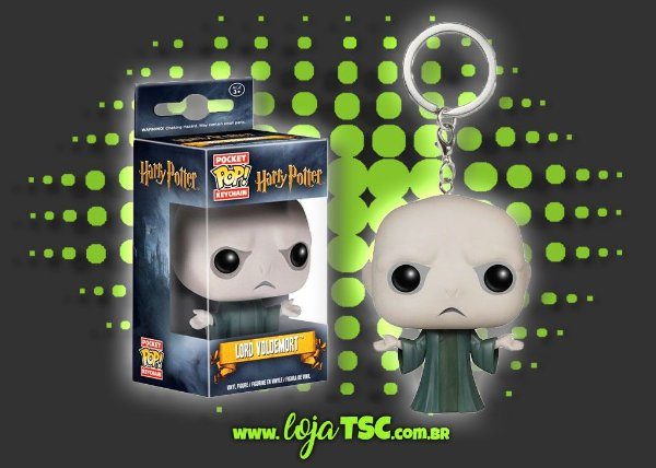 Chaveiro - Lord Voldemort