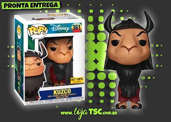 A Nova Onda do Imperador - Kuzco #361 HOTTOPIC