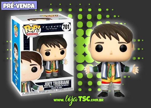 Friends - Joey Tribbiani 701