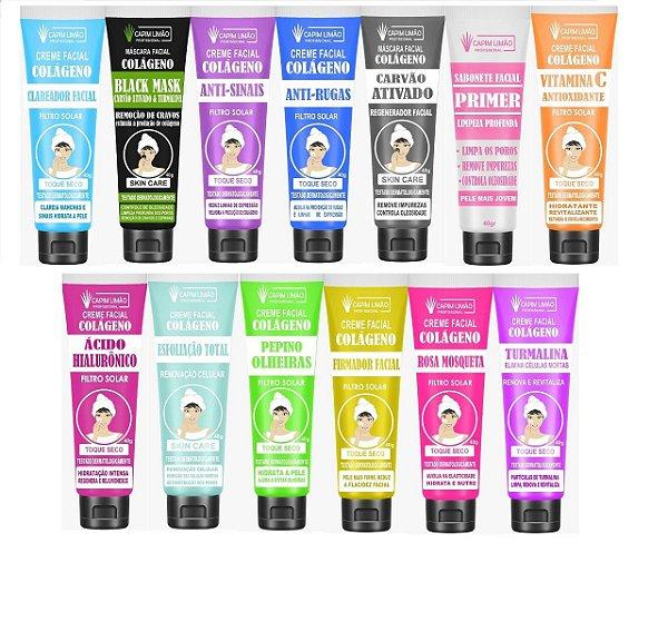Mascara Capim Limão 40g ( variados ) 13 opções à escolher