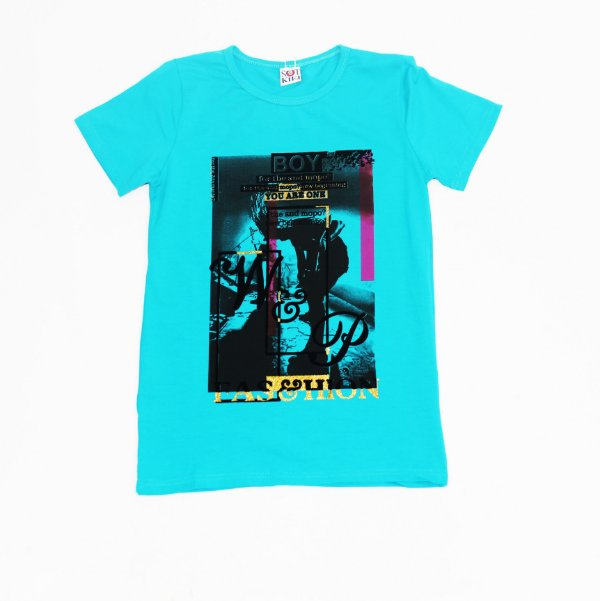 Camiseta Masculina Kiki Juvenil