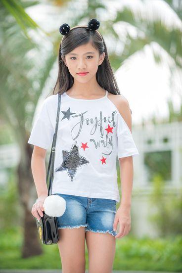 Blusa Estrela Mily