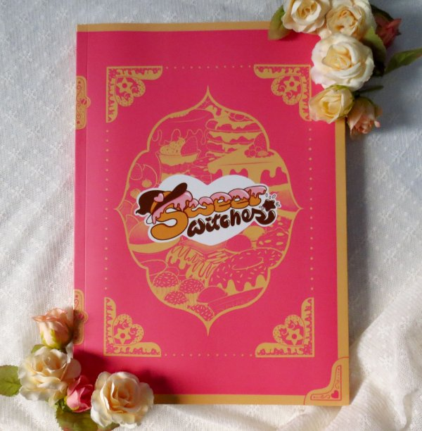 Livro - Sweet Witches