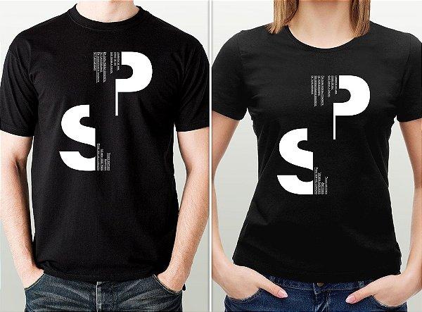 Camiseta SP - por Ulisses Amorim