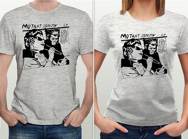 Camiseta Sonic Youth / Wolverine (Mutant) - por Ulisses Amorim