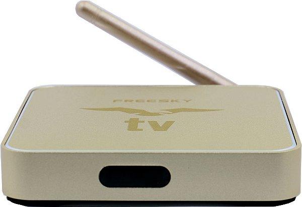 Receptor Voyager Freesky IP-TV 4K Gold