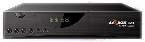 Receptor SatBox s-1009 Wi-Fi - Youtube - IPTV - F.T.A