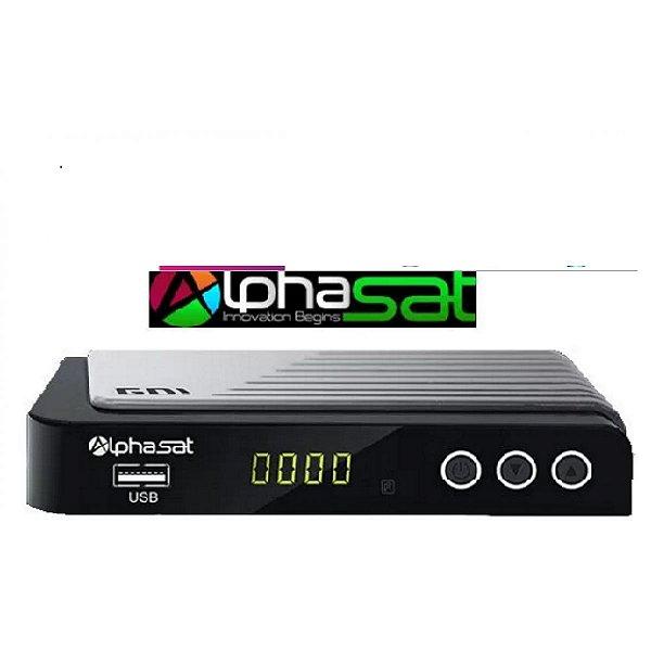RECEPTOR ALPHASAT GO! IPTV H265 ONDEMAND - iks e sks