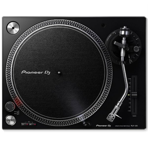 TURNTABLE PIONEER DJ PLX 500K