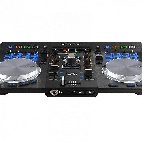 CONTROLADORA DJ HERCULES UNIVERSAL
