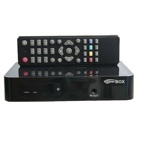 RECEPTOR FTA SUPER BOX MINI S-8640