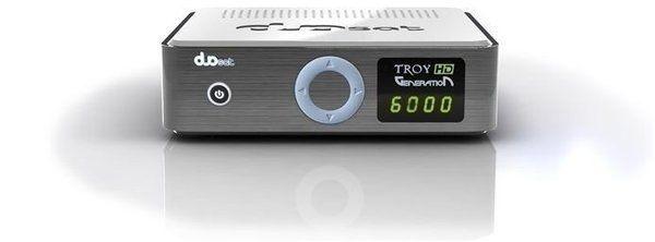 RECEPTOR DIGITAL DUOSAT TROY HD NANO FUL/HD+SKS+IKS