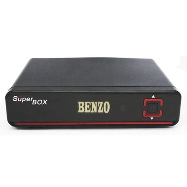 RECEPTOR FTA SUPER BOX BENZO HD
