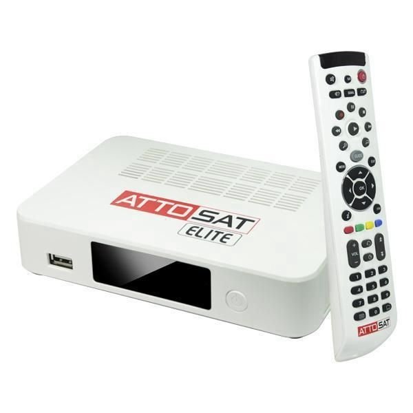 Receptor Atto Net HD - Wi-Fi - Smart - Android - F.T.A