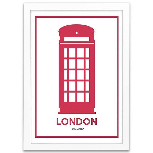 Pôster - London