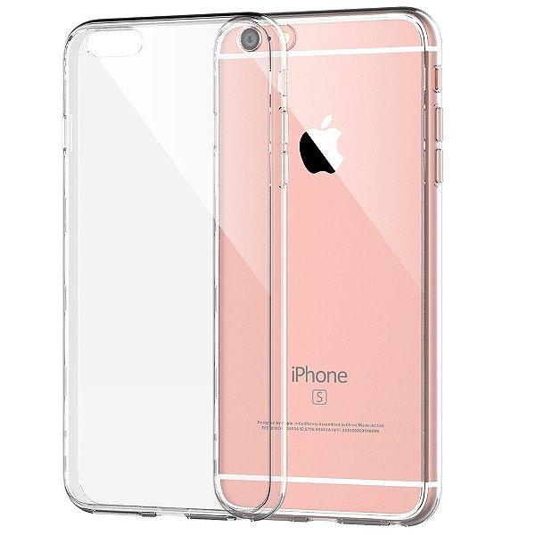 """Capa Iphone 6/6s Gel Top Premium 4.7"""" silicone"""